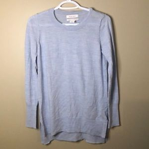 Ellen Tracey light weight 100% merino wool sweater